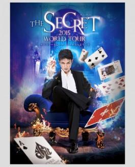 World Tour 2015 The Secret